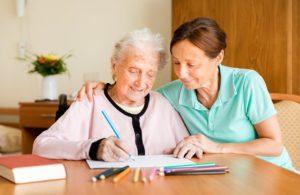 уход при болезни Альцгеймера